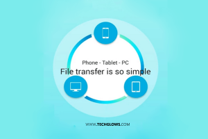 SAHREit app features transfer any type of file to any type of device