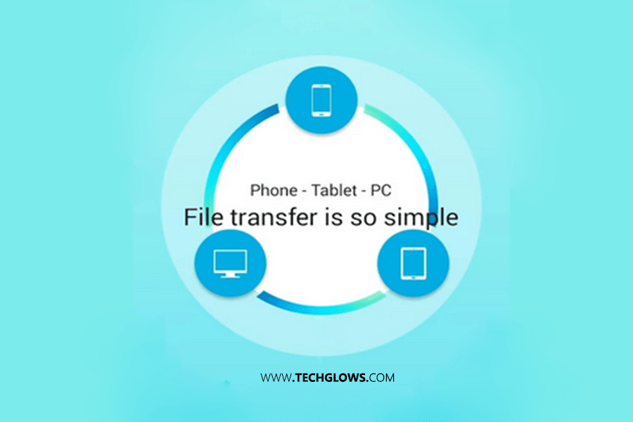 SHAREit app features transfer any type of file to any type of device