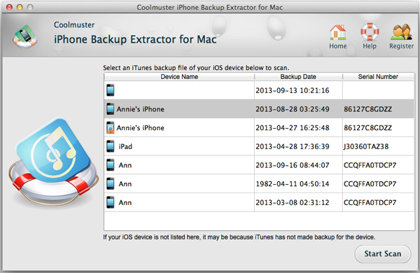 Coolmuster iPhone Backup Extractor Review
