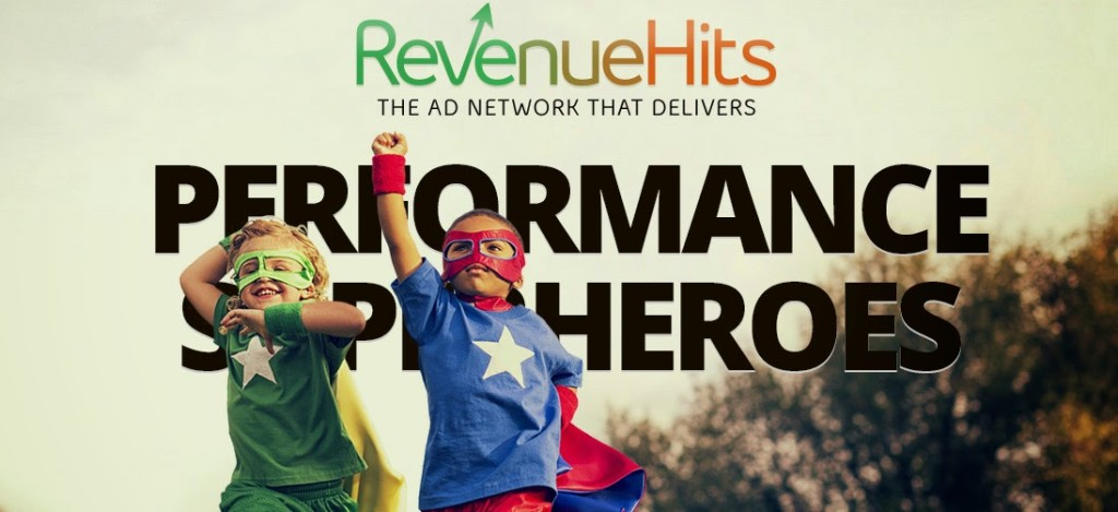 RevenueHits is one of the Best Adsense Alternatives