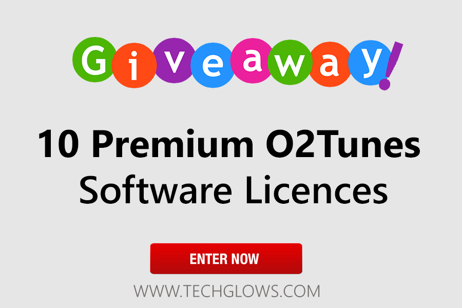 10 PREMIUM O2TUNES SOFTWARE LICENSE CODES  Giveaway by tech glows