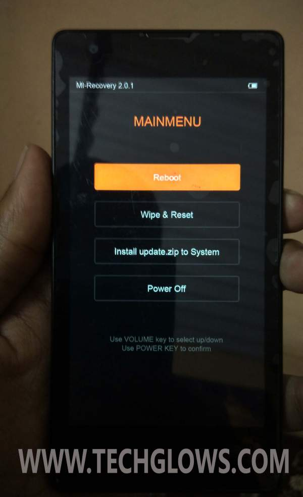 How To Install Miui6 Rom In Redmi 1s Indian Version Tech