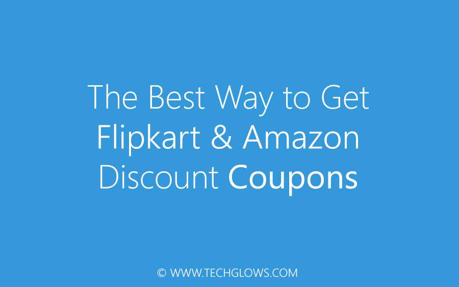 Flipkart discount coupon codes