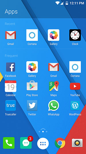 Download Arrow Launcher APK by Microsoft