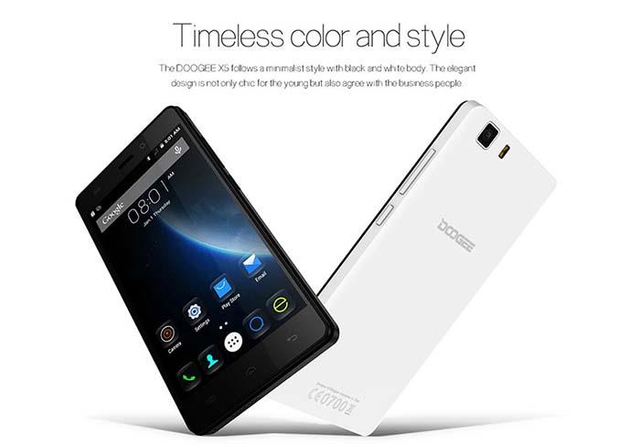DOOGEE X5 Pro 4G: The Best Budget Smartphone