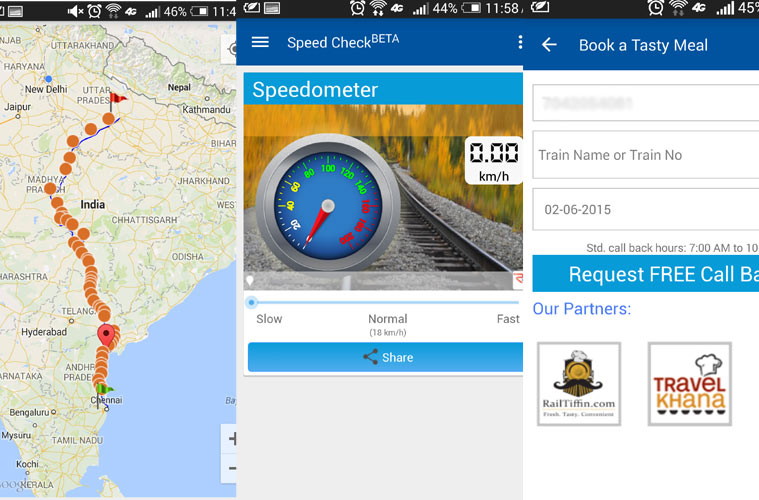 Rail Yatri App Review