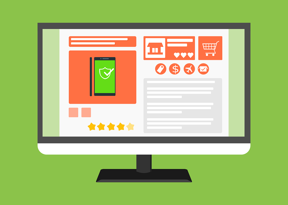 make your online store more professional