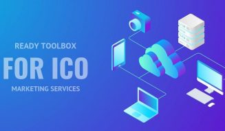 Ready toolbox for ICO Marketing Services
