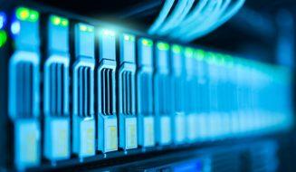 SSD web hosting