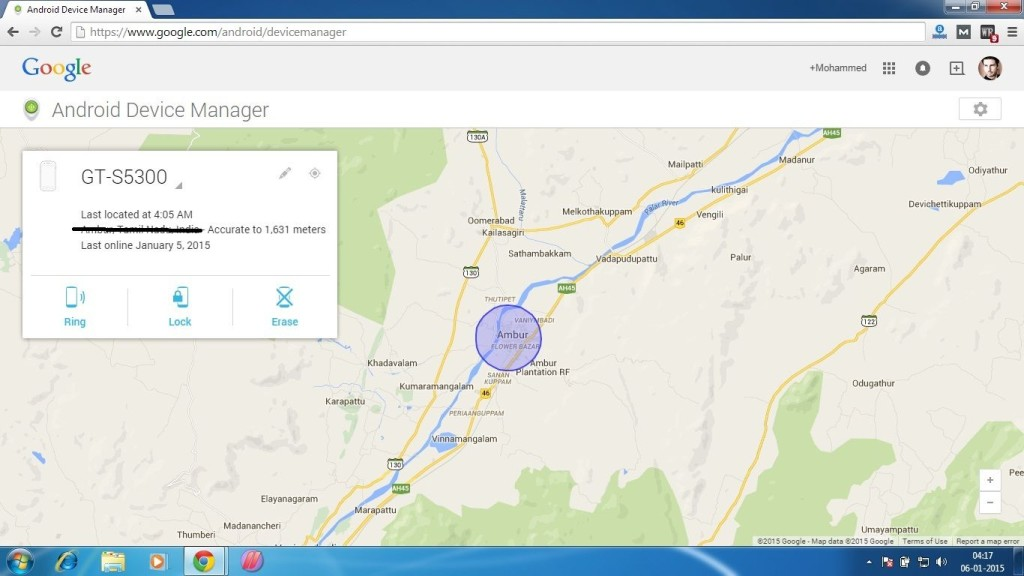 how to use android device manager and secure your device