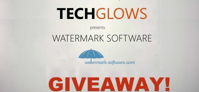 giveaway-watermark-software-tech-glows-
