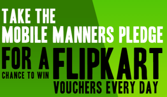 Be a Part of IPledge Campaign and Develop Good #MobileManners
