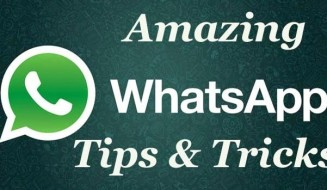 Cool Whats App Tips and Tricks