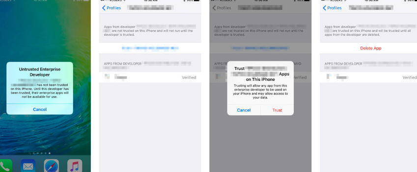 Tweakbox profile trust on iOS with latest version