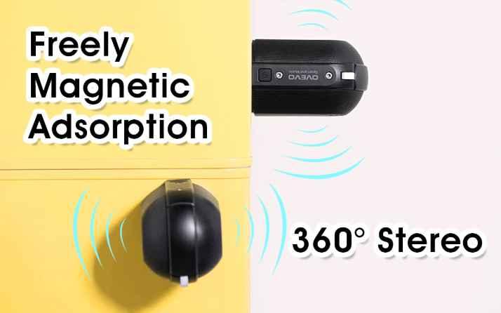 OVEVO D20 - Magnetic Huge Battery TWS Speaker