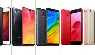 Best smartphones under Rs.10,000 in India