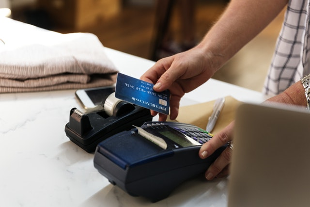 Credit Card Machines the More Dominant Method of Payment