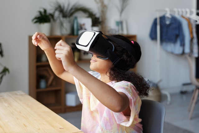 Augmented and Virtual realities